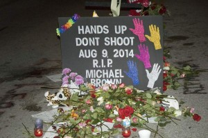 Ferguson one-year anniversary protests__1439204740_70.119.142.63