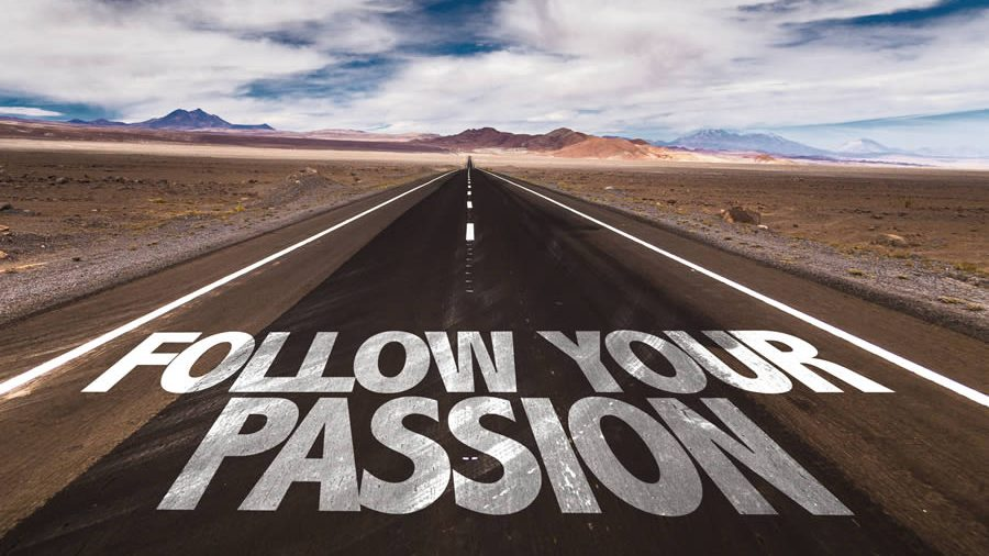 Image result for follow passion