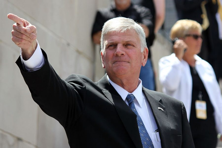 Franklin Graham Speaks Out on Impeachment: 'It Makes Me Sick to My Stomach. ... Pray' | The Stream