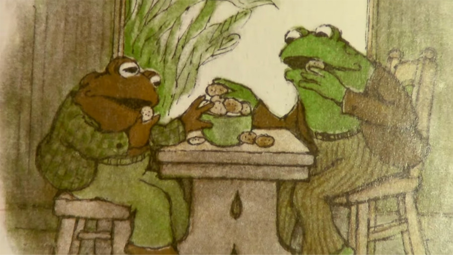 Frog and toad gay
