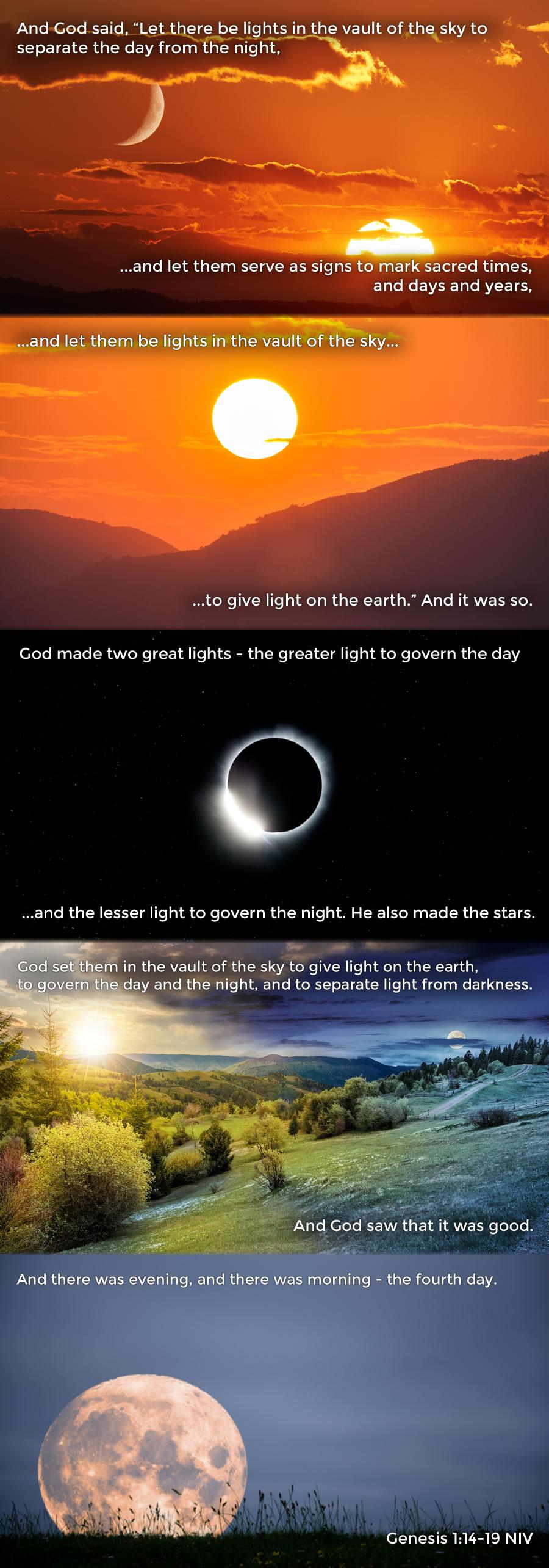 Genesis 1.14-19