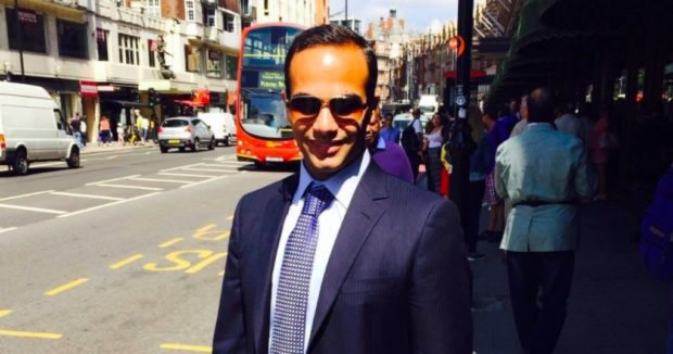 George Papadopoulos (LinkedIn via TheDCNF)