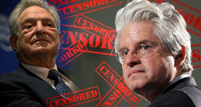 George Soros David Brock Censoring Stamps Dark Social Media Internet conservative voices - 900