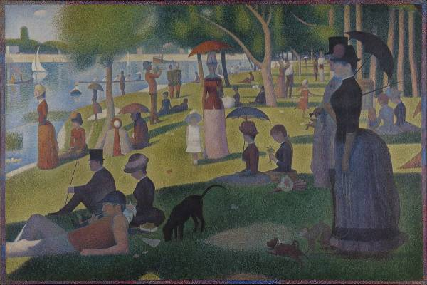 -Georges_Seurat_-_A_Sunday_on_La_Grande_Jatte - 600