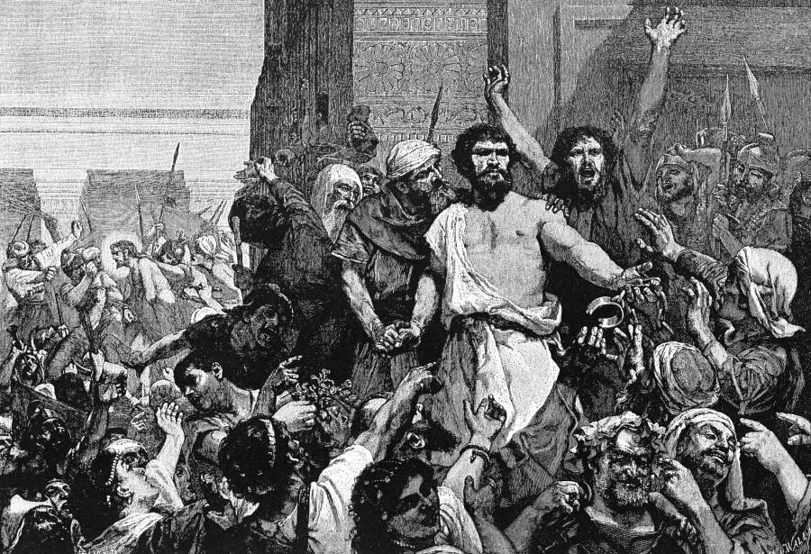 I Am Barabbas. And So Are You.