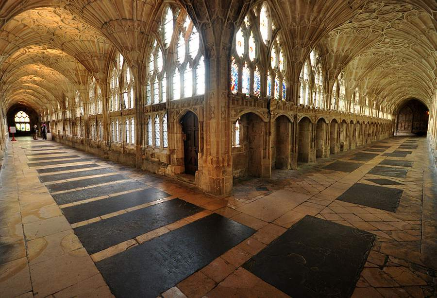 Gloucester Cathedral HP Hall - 900