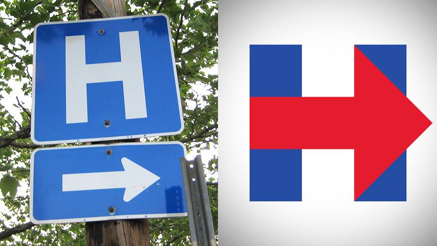 Hillary Health Hospital Campaign Logo - 900