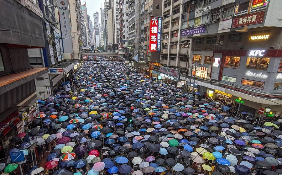 Hong Kong's Wild Card: Spirit-Filled Christians | The Stream