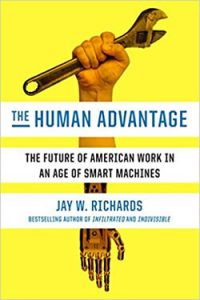 The Human Advantage cover