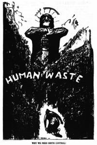 Human Waste Sanger