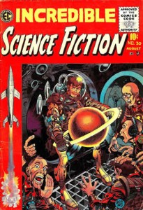 Incredible-Science-Fiction-Comic book cover compressed