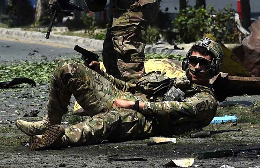 U.S. Soldiers Wounded in Afghanistan Attack | The Stream