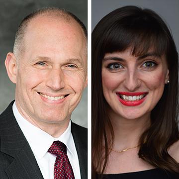 James Agresti & Amanda Sheik