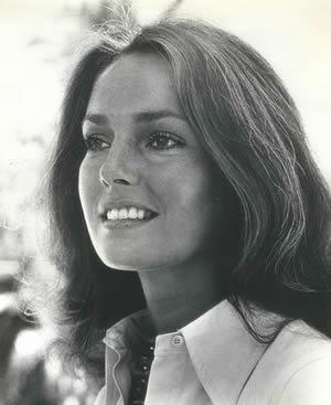 Jennifer O'Neill in the film Lady Ice (1973).
