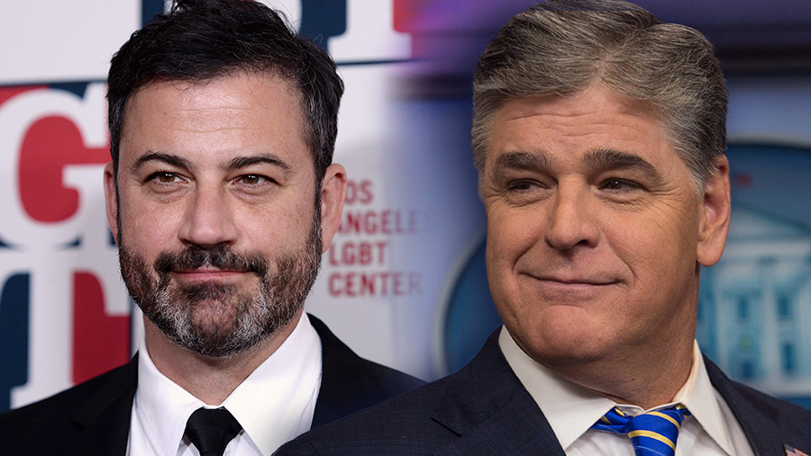Kimmel Apologizes to First Lady in Wake of Hannity Feud  Or Did He