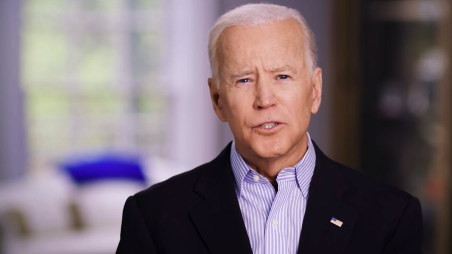 Joe Biden Forgets Which State He's In | The Stream