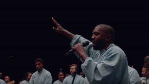 Kanye West Sunday service - 900
