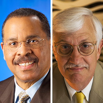 Ken Blackwell and Dr. Thomas F. Farr