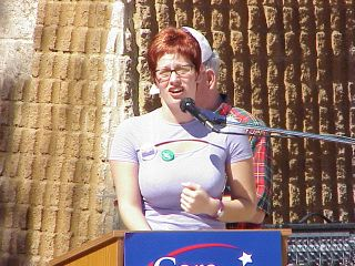 Kyrsten Sinema before