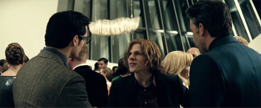 Lex Luther Party Scene - 900