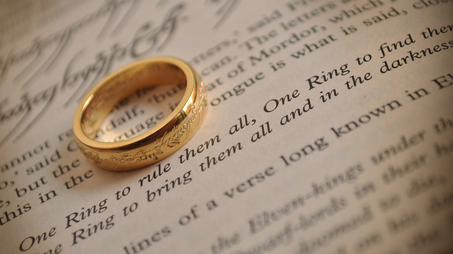 Will You Help Frodo Carry the Ring Into Mordor?
