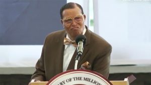 Louis Farrakhan on the Crescent and the Crucifixion