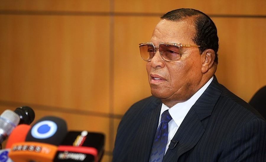Farrakhan's Soulless Denial of Slavery in Sudan Almost Overlooked by Fox Soul   The Stream