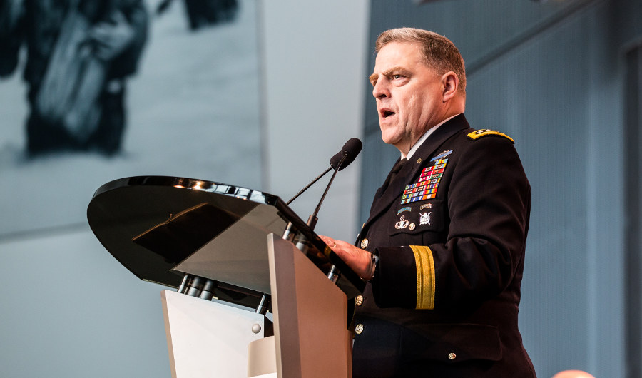 Top Army General: The War on Terror Continues, 15 Years and Many