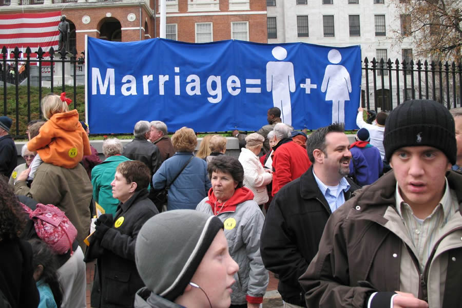 Same Sex Marriage Is Wrong 20
