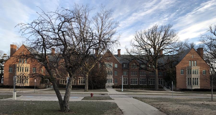 Mary Mayo Hall, Michigan State University
