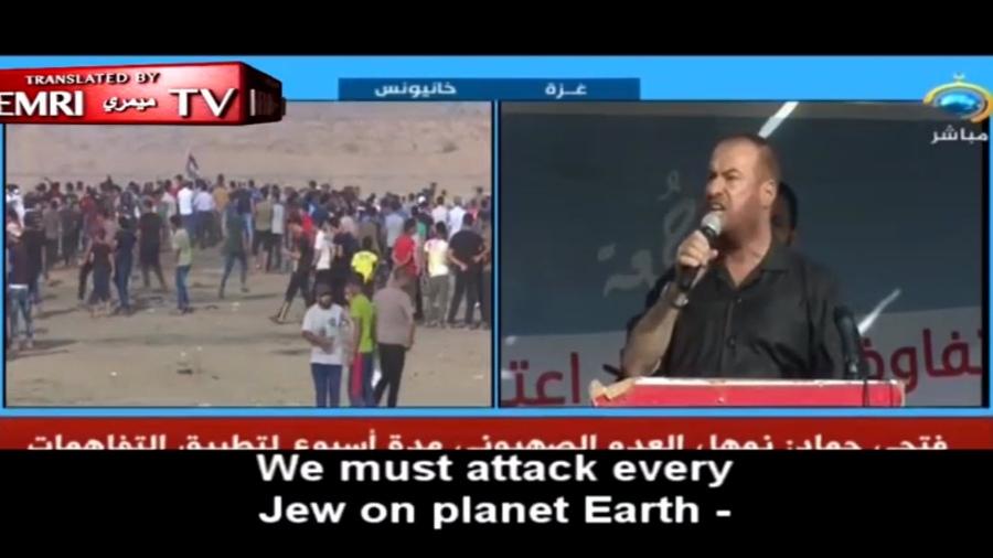 Hamas Wants to Kill All Jews Worldwide   The Stream