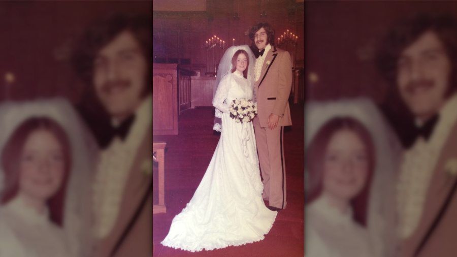 5c7a62d2db42 A Tribute to My Bride of 43 Years | The Stream