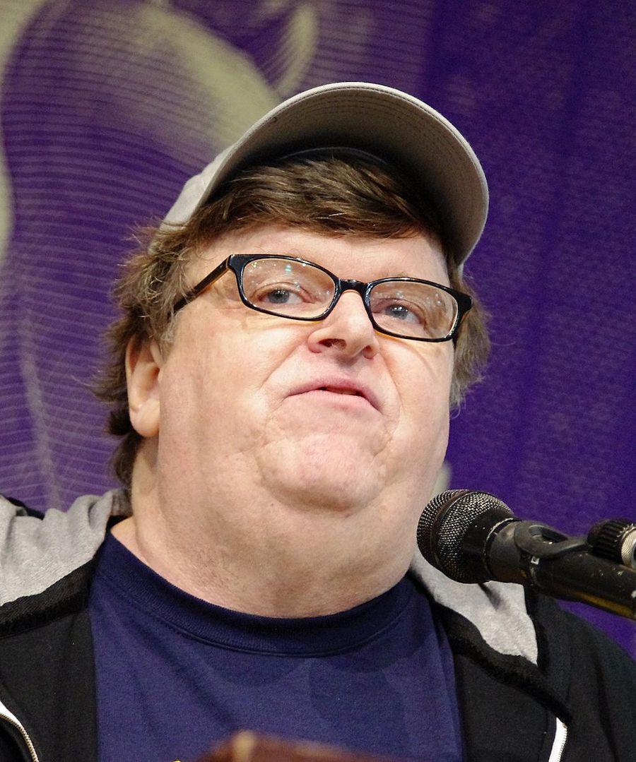 Michael Moore - Wikimedia