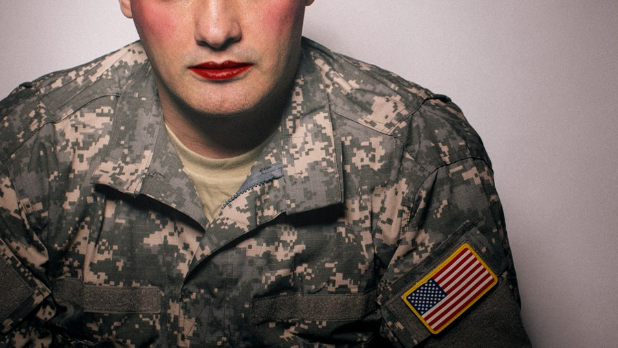 Military men and women