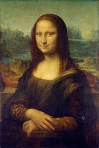 Mona Lisa or La Gioconda (1503–1505/1507)—Louvre, Paris, France