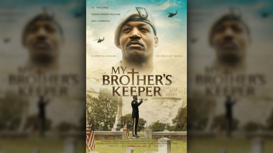 "T. C. Stallings Says Role in New Film ""My Brother's Keeper' Was 'Most Challenging' of His Career 'So Far'"