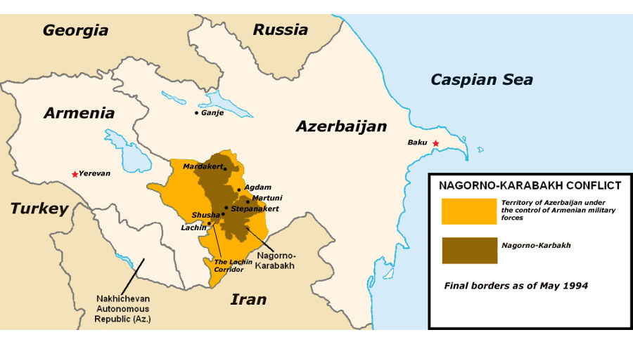 Clashes Between Armenia and Azerbaijan Threaten Widening Conflict