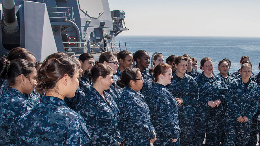 Deployed Us Navy Has A Pregnancy Problem And Its Getting Worse