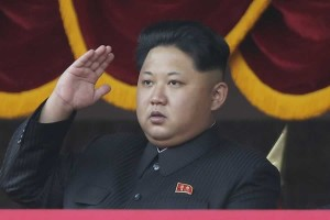 In this Oct. 10, 2015, file photo, North Korean leader Kim Jong Un salutes at a parade in Pyongyang, North Korea. President Barack Obama will be meeting with Asian leaders in Washington this week as fears grow that long-smoldering tensions on the Korean Peninsula and in the South China Sea risk flaring into conflict. But other pressing security issues will be up for discussion on the sidelines of the two-day gathering that starts Thursday, March 31, 2016. (AP Photo/Wong Maye-E, File)
