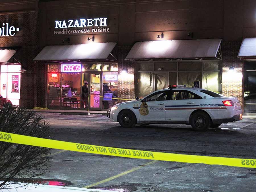 Attack At A Restaurant Columbus Ohio