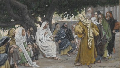 how to become a rabbi in jesus time