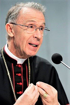 Pictured is Cardinal Luis Francisco Ladaria Ferrer. (Photo: José Santamaria Cruz/ CC BY-SA 4.0 [https://creativecommons.org/licenses/by-sa/4.0] from Wikimedia Commons)