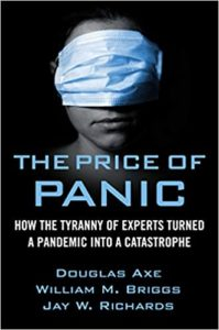 Cover of The Price of Panic