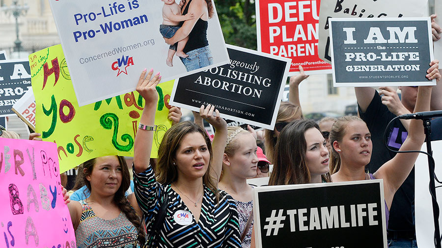a comparison of the attitudes of pro lifers and pro choicers on abortion