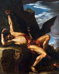 Prometheus tortured