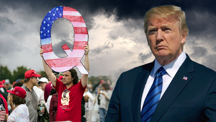 So What is 'Q'     and Why is MSM Suddenly Targeting It? | The Stream