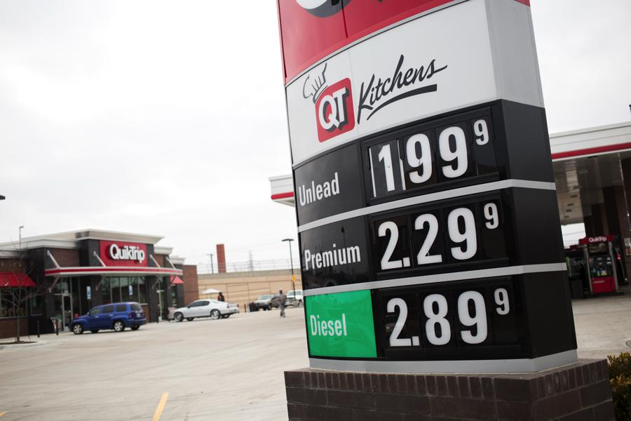 Average Gas Price Soon Under $2, Lowest Since Recession | The Stream