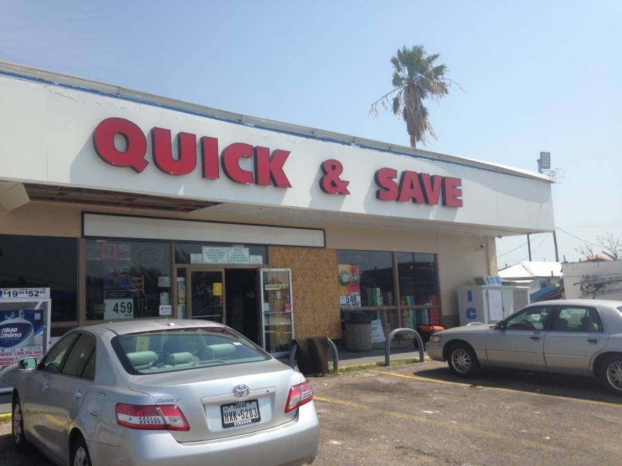 Quick & Save - 900