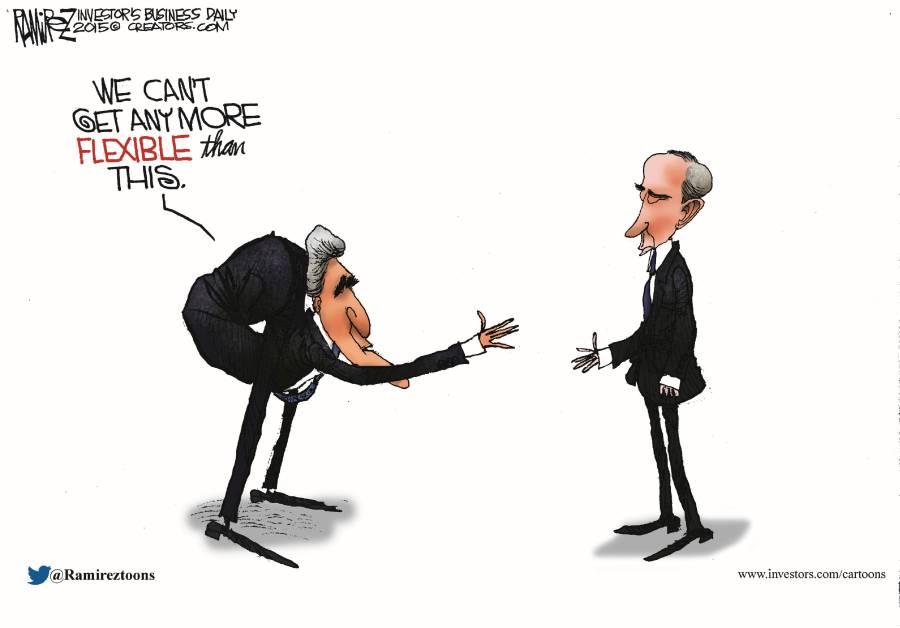 Afbeeldingsresultaat voor john kerry cartoon