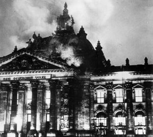 The Reichstag is Burning … DO Something! Anything!